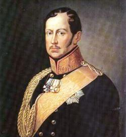 Retrato de Federico Guillermo III