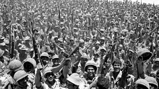 Soldados isralíes
