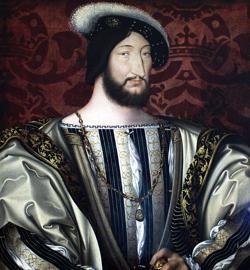 Retrato de Francisco I