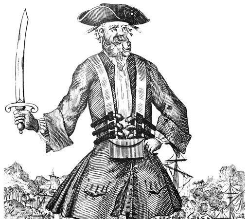Representación de «Barbanegra»