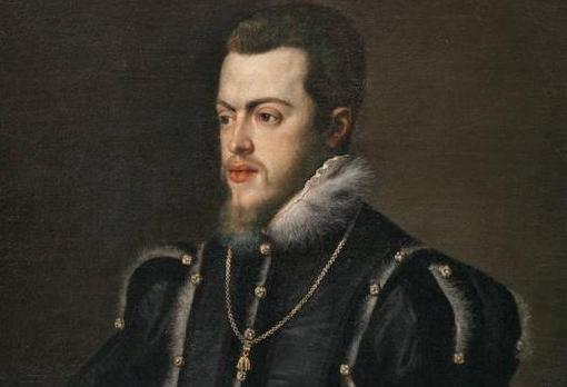 Felipe II, el objetivo de las críticas de Antonio Pérez