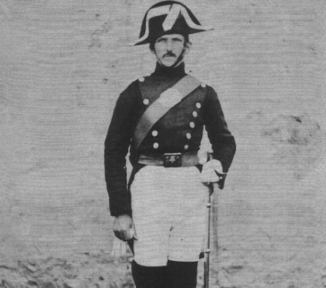 Guardia Civil, en 1855