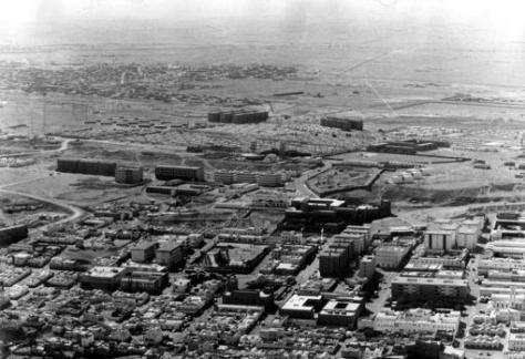 Vista aérea de El Aiún