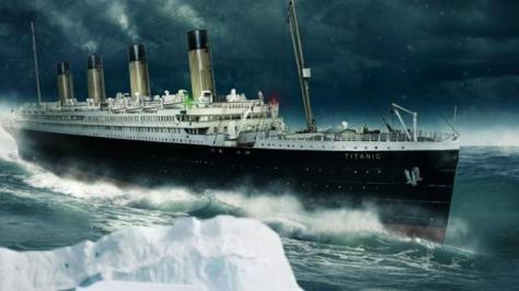 El Titanic se llevó al fondo del mar a un millar y medio de almas