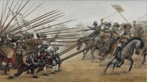Resultado de imagen de Nördlingen, la sangrienta batalla en la que el ingenio de los tercios españoles aplastó al imbatible ejército sueco