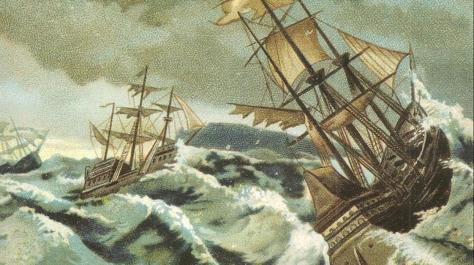 Resultado de imagen de El gran error naval que destrozó al altivo rey portugués y aupó a la cima del mundo a los Reyes Católicos