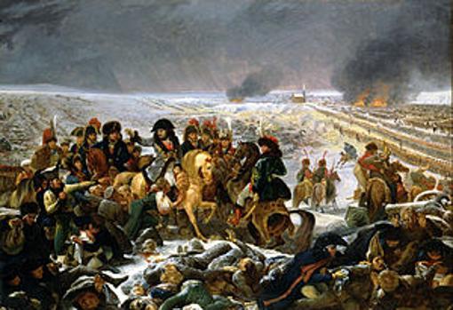 Batalla de Eylau