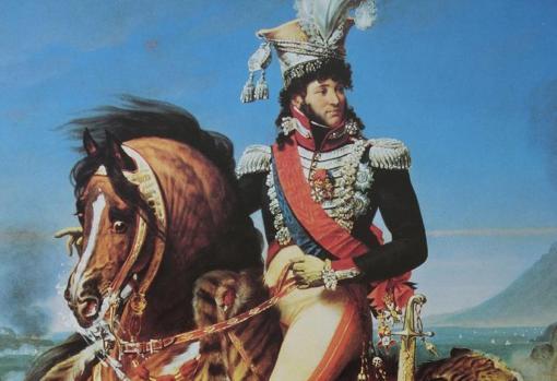 El mariscal de francia Murat