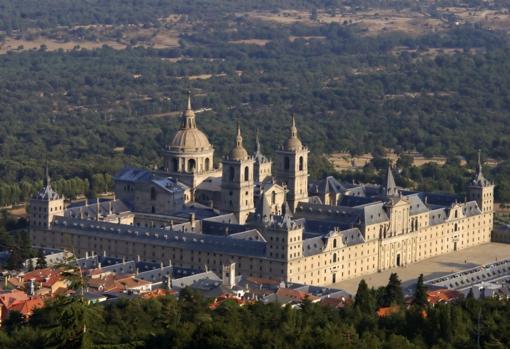 Real Monasterio de El Escorial, Madrid.