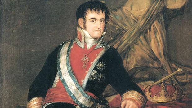 Retrato de Fernando VII, de 1814