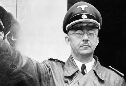 Heinrich Himmler, líder de las SS