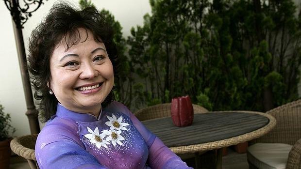 Kim Phuc, entrevistada por ABC en 2007 - Ignacio Gil