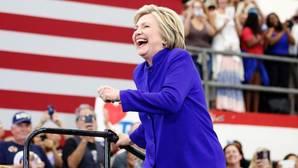 Clinton gana las primarias en Nueva Jersey y Nuevo México; Sanders, en Dakota del Norte y del Sur