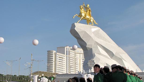 Image result for turkmenistán