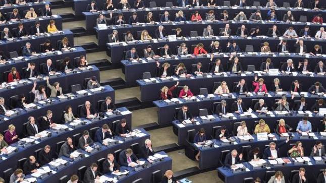 Resultado de imagen de Parlamento Europeo 5 abril 2017 brexit