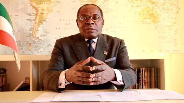 Severo Moto es el líder opositor a Teodoro Obiang más conocido