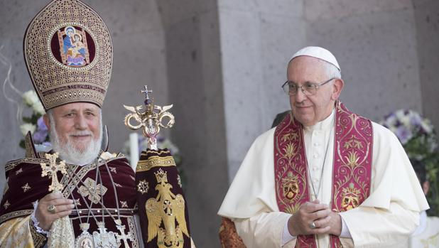 El Vaticano responde a Turquía: «El Papa no hace cruzadas sino que promueve la paz»