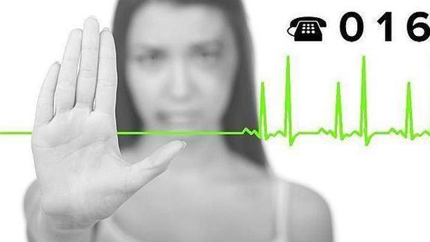 Si estás siendo víctima de violencia doméstica, acude al 016