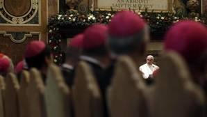 El Papa denuncia las «resistencias malévolas» a la simplificación de la Curia Vaticana