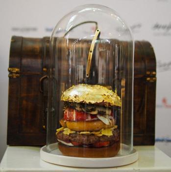 La hamburguesa ms cara del mundo