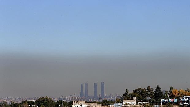 «Caliope EU» es la versión europea de «Caliope» que ofrece desde 2013 las previsiones sobre la contaminación del aire en España