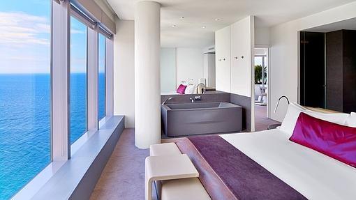 Las 10 mejores suites de hotel de Espaa