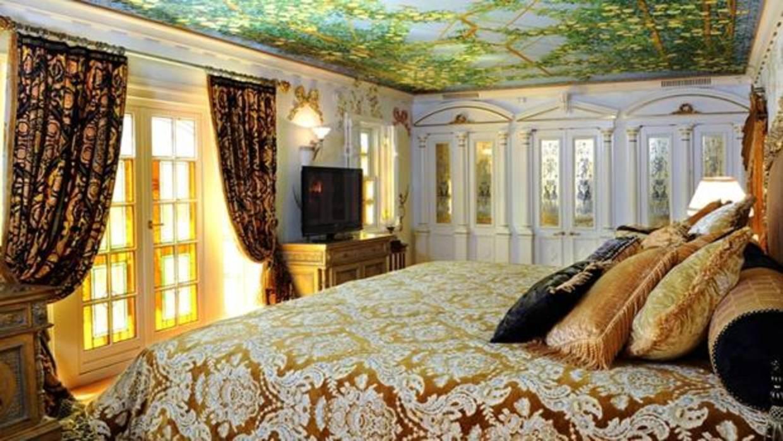 Dormir en el hotel Villa Casuarina la casa de Versace