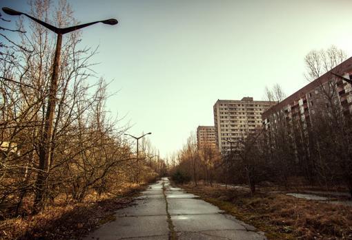 Pripiat, abandonada