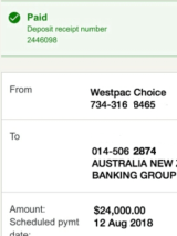 Gumtree Scammers Tricking Victims With Fake Online Banking Receipts Police Warn Abc News