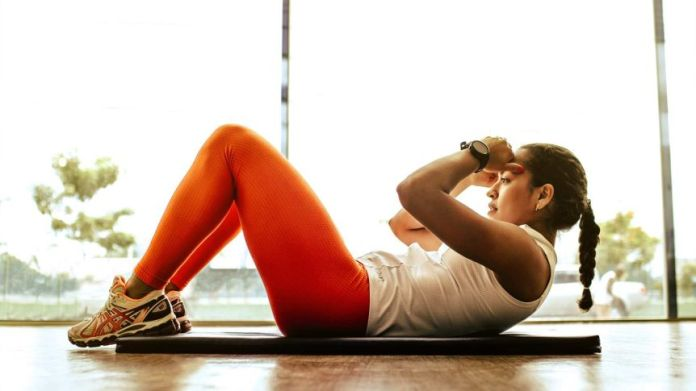 What's the bare minimum amount of exercise you need to stay ...