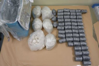 Heroin and cocaine seized in Adelaide