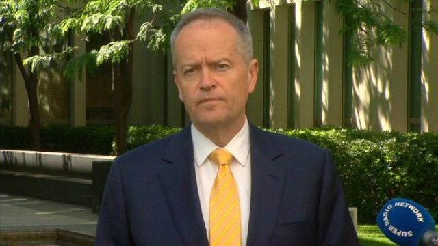 Shorten defends backdown on opposing controversial encryption laws