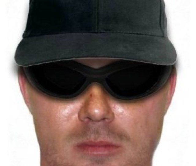 A Computer Generated Image Of A Caucasian Man Wearing Sunglasses And A Black Cap