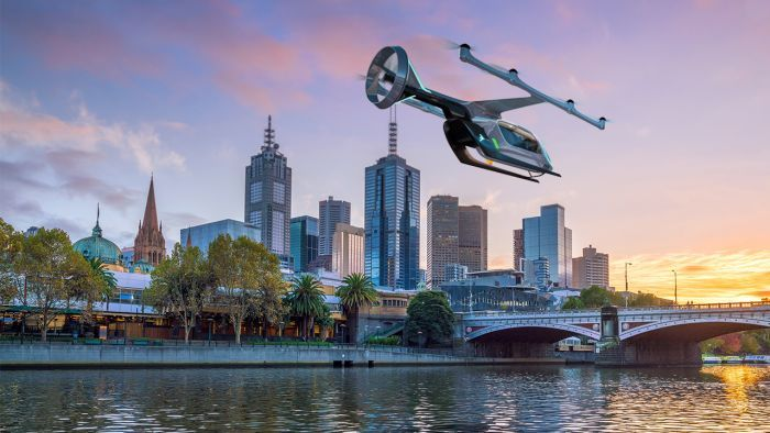 Uber's Melbourne air taxi trial needs careful regulation to avoid 'absolute chaos': expert