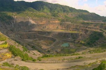 With its wealth of precious metals underground, Bougainville is a treasure island.