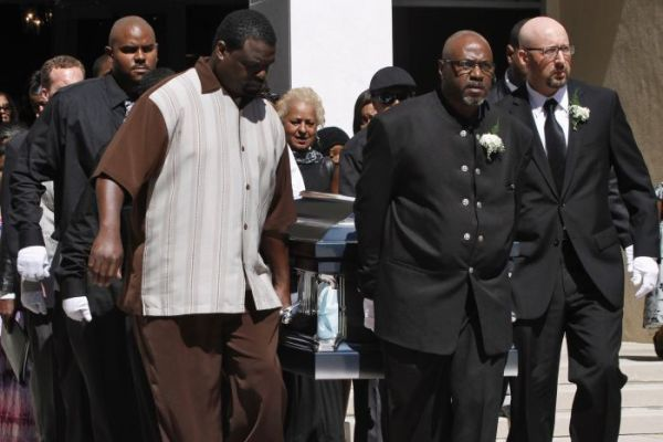 LA riots beating victim Rodney King laid to rest ABC