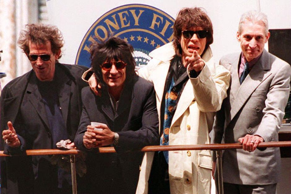 The Rolling Stones In 1994 ABC News Australian
