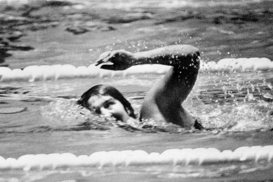 1964 Summer Olympics Swimming