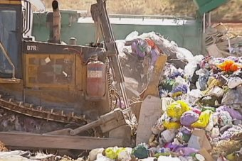 The facility would divert tonnes of plastic from Canberra landfill each day.