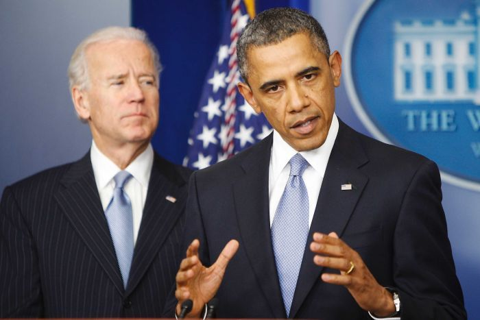 Obama speaks after fiscal cliff vote
