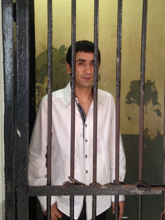 Accused people smuggler Sayed  Abbas