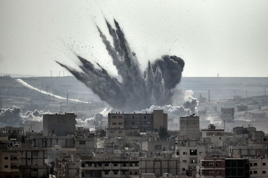 Image result for syrian conflict