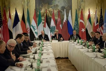 Vienna Syria talks