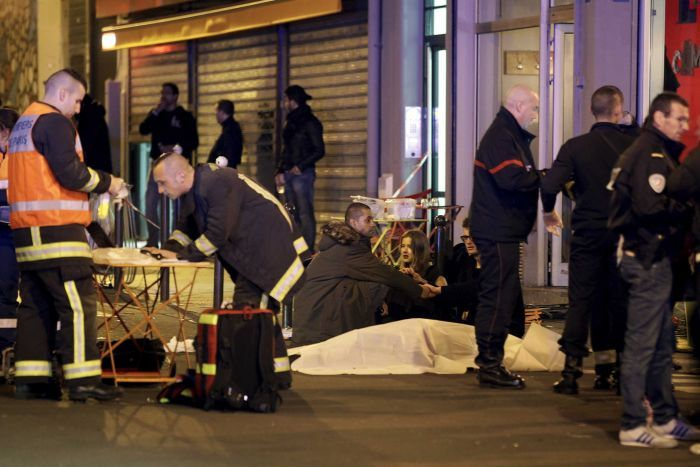 Paris attacks November 13, 2015