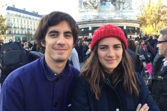 Brother and sister Ghislain and Laetitia Chavonne