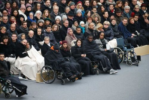 Ceremony to pay homage to Paris attack victims