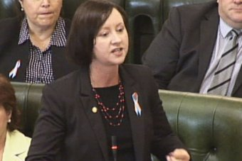 Queensland Attorney-General Yvette D'Ath