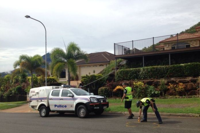 Queensland cops staged fatal double stab