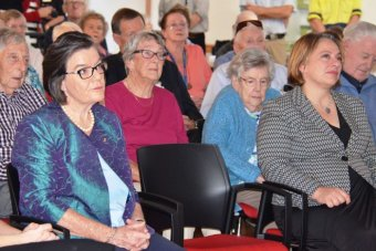 Cathy McGowan and Sophie Mirabella.