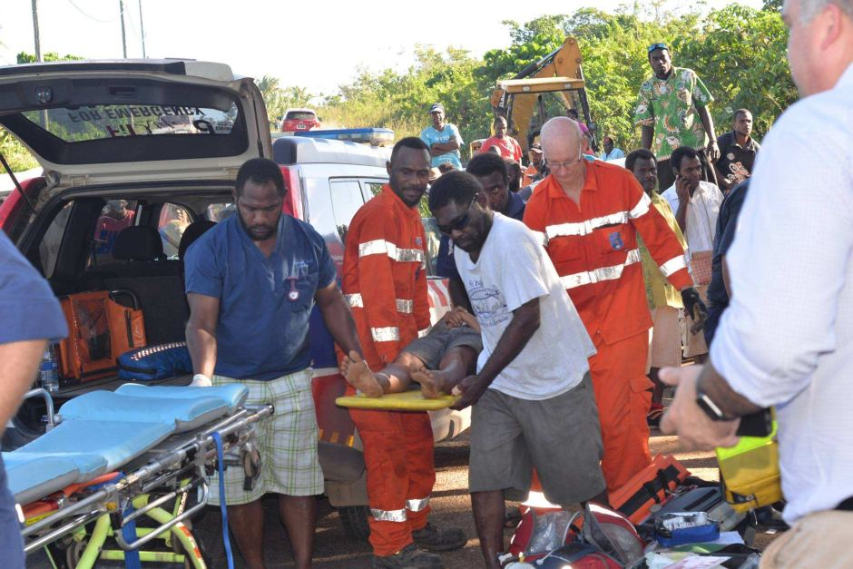Image result for cruise passengers hurt in dominica